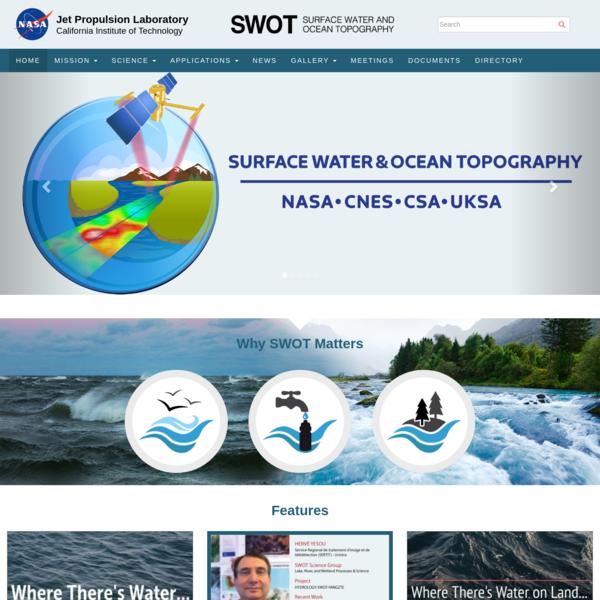 NASA SWOT - Home
