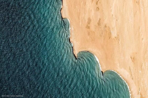 Western Sahara (Google Earth View 6313)