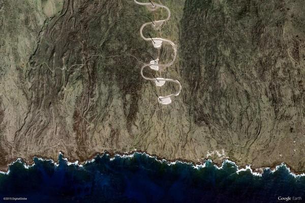 Kula, Maui, Hawaii, United States (Google Earth View 6125)