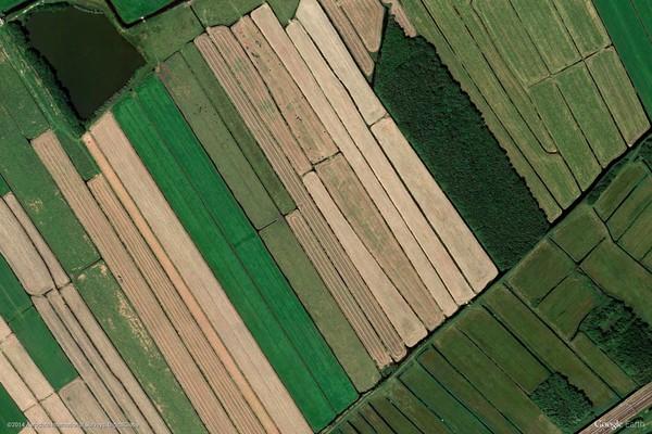 Leidschendam, The Netherlands (Google Earth View 1302)