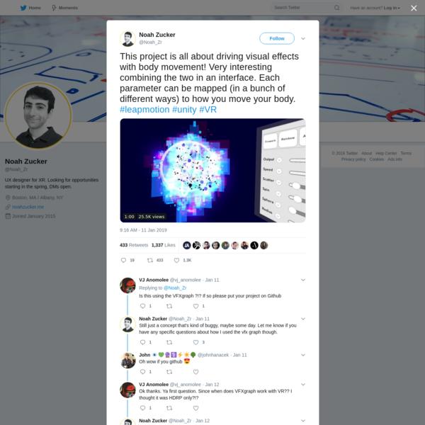 Noah Zucker on Twitter