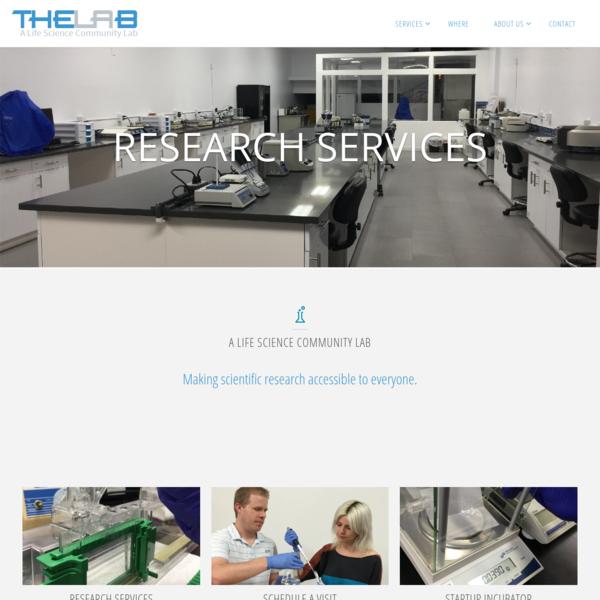 THELAB - Community Science Lab