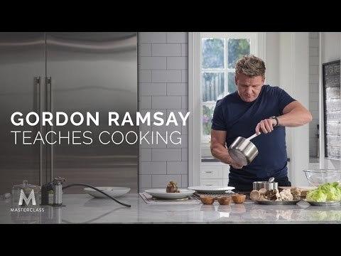 Gordon Ramsay Teaches Cooking I | Official Trailer | MasterClass