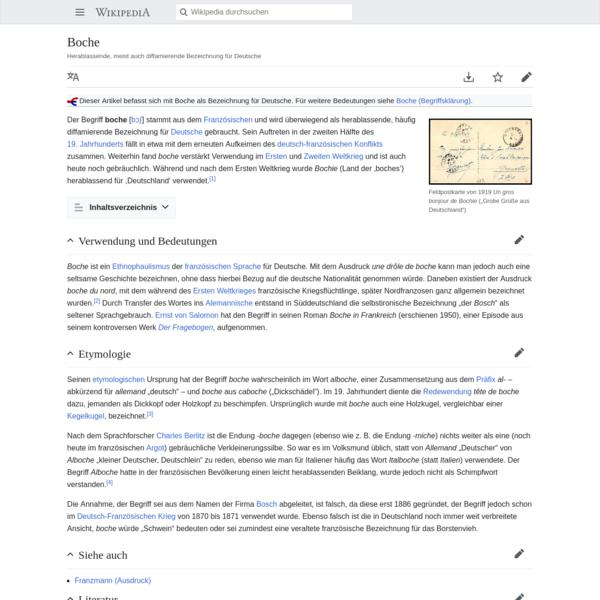 Boche - Wikipedia