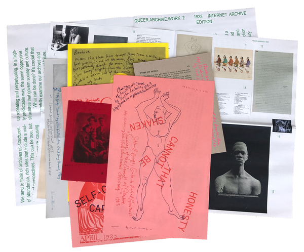 queer.archive.work 2 (1923 internet archive edition)