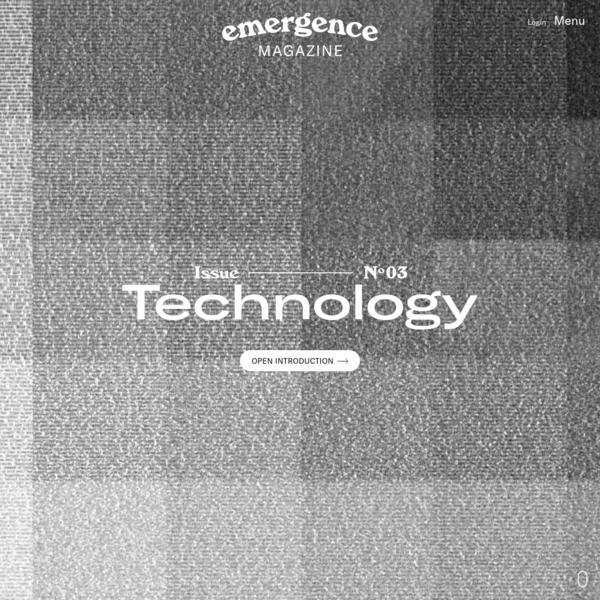 Emergence Magazine