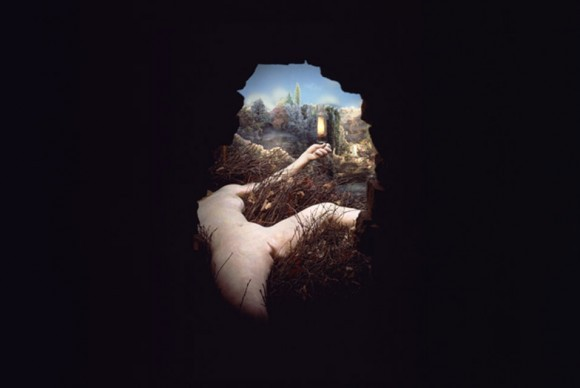 Marcel Duchamp, Étant donnés