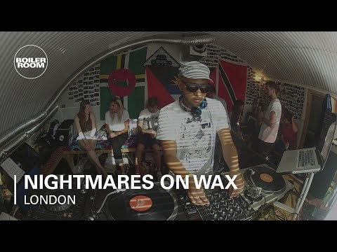 ► An extended daytime set from the legendary Nightmares On Wax. ► Subscribe to our YT channel: http://blrrm.tv/subscribe