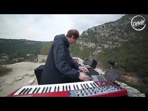 Christian Löffler live @ Fontaine de Vaucluse for Cercle