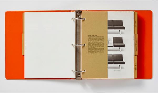 Herman Miller 1964 catalog