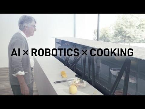 AI x Robotics x Cooking