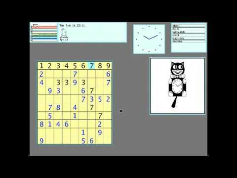 A simple demo for Plan 9 Operating System.