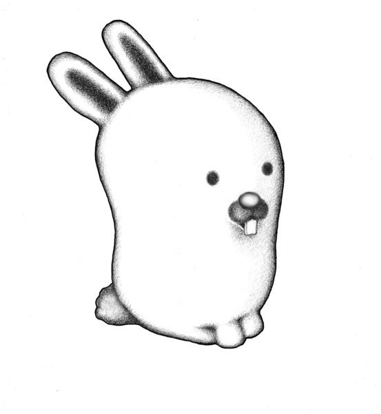 Glenda, the Plan 9 Bunny