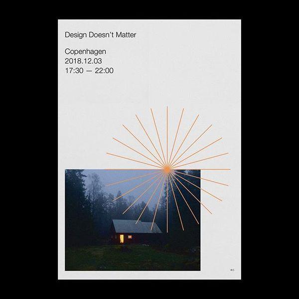 #repost from @designdoesntmatter 065 . . . . #designdoesntmatter #graphicdesign #graphicdesigner #print #printdesign #poster...
