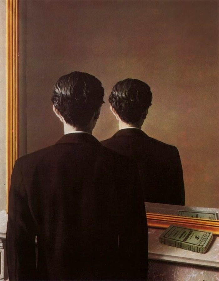Not to Be Reproduced, René Magritte