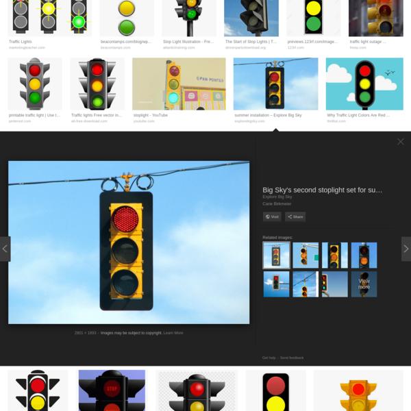 stop light - Google Search