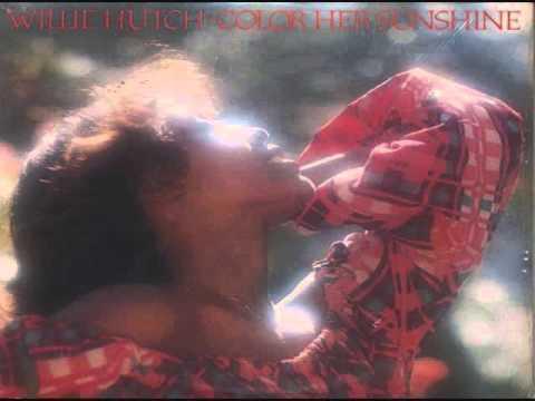 Willie Hutch Color Her Sunshine LP 1976