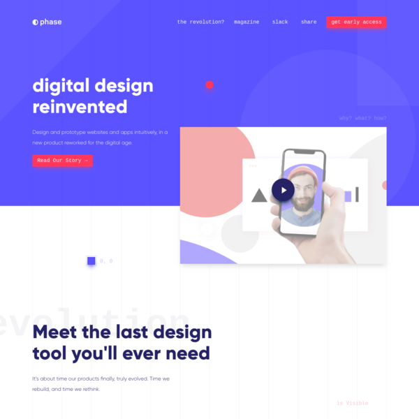 Phase - Digital Design Reinvented