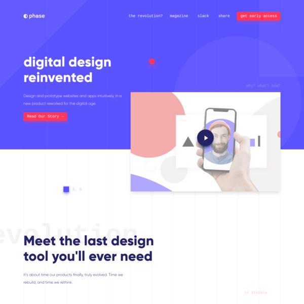 Phase - Digital Design Reinvented