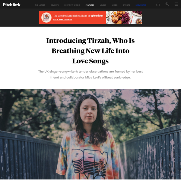 Introducing Tirzah, Who Is Breathing New Life Into Love Songs