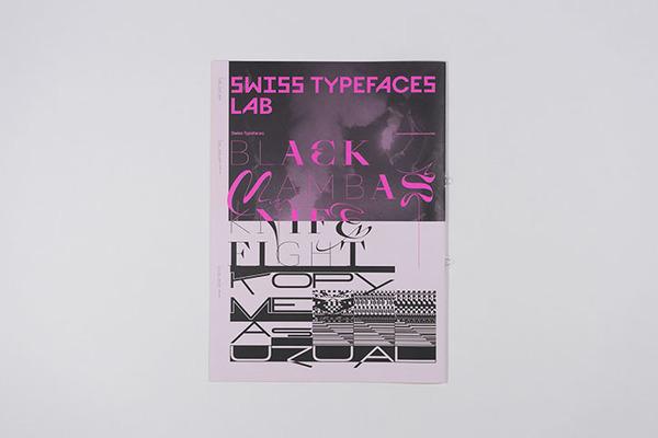 Swiss Typefaces: Type Life #1v2