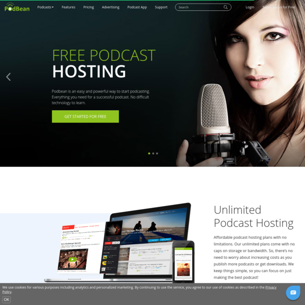 Free Podcast Hosting - Starting a Podcast in 5 Minutes | Podbean