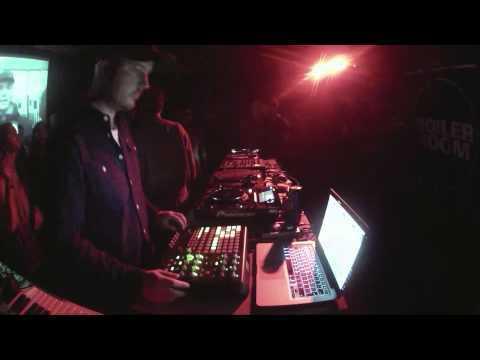 MPIA3 live in the Boiler Room