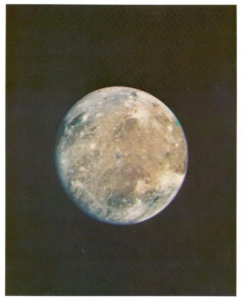 voyager 1 Ganymede (jupiter)