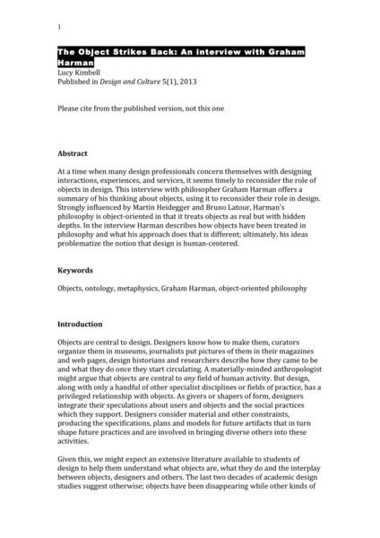 kimbell_harmaninterview_final_public_2013.pdf