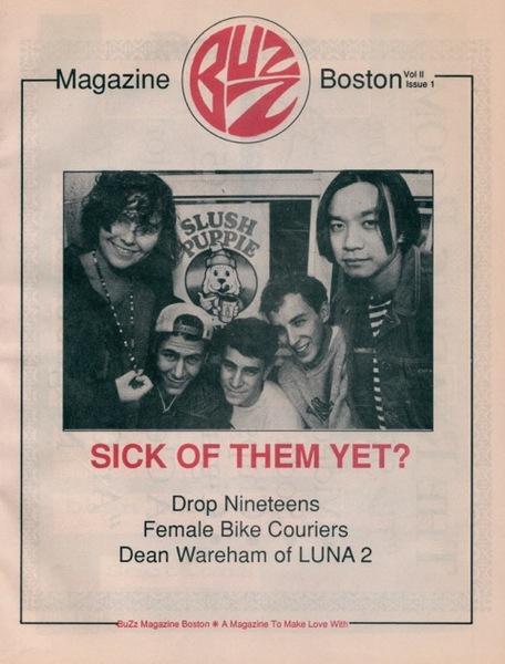 Buzz Magazine Boston