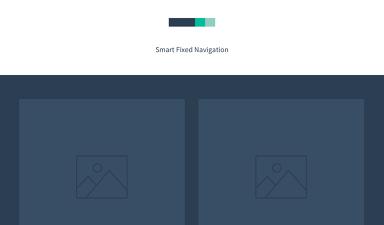 Smart Fixed Navigation