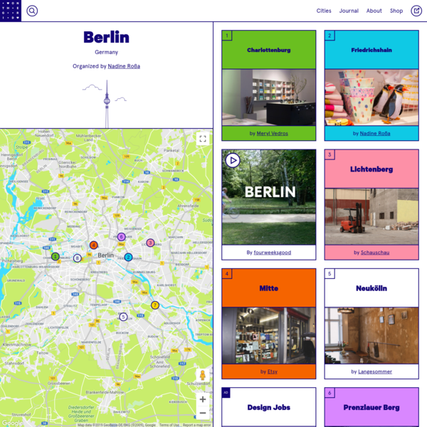 On the Grid : Berlin
