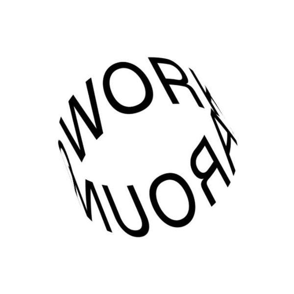 Workaround by @studio_round - See more on the-brandidentity.com - #logo #branding #brandidentity #logotype #graphicdesign #d...