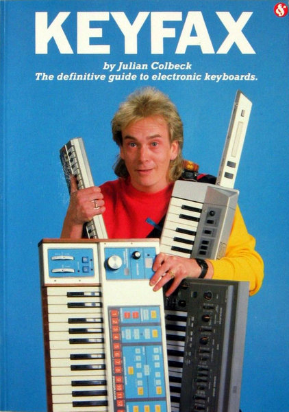 KEYFAX Definitive Guide to Electronic Keyboards (1985)