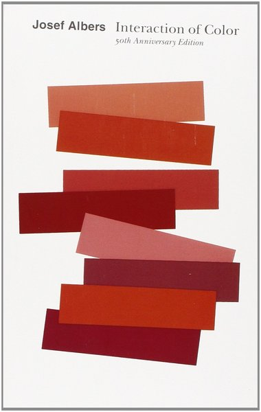 Josef Albers Interaction of Color book