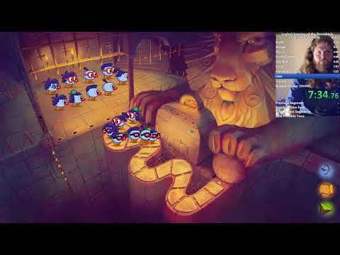 Zoombinis 16 Rescued Speedrun in 12:44 [World Record] (Oh So Hard Difficulty, Top)