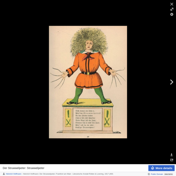 Struwwelpeter - Wikipedia