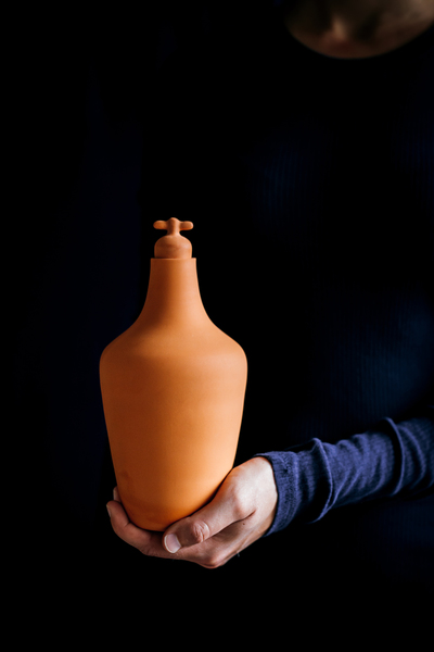 Tap Water Carafe by Lotte De Raadt