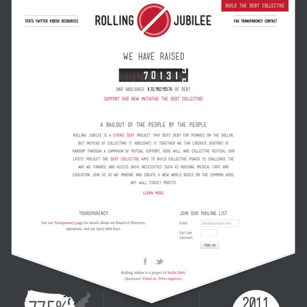 Rolling Jubilee
