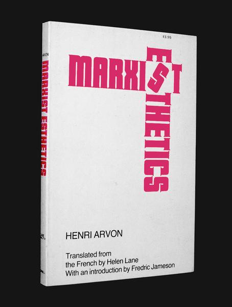 Marxist Esthetics