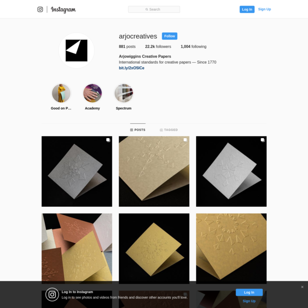 Arjowiggins Creative Papers (@arjocreatives) * Instagram photos and videos