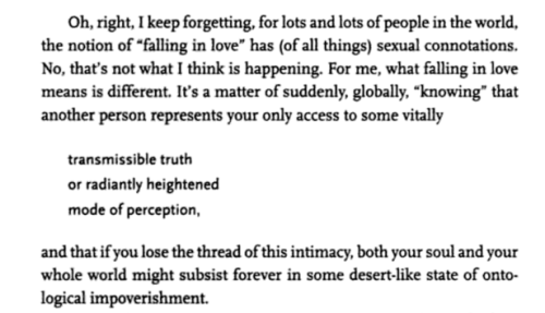 Eve Kosofsky Sedgwick - A Dialogue On Love