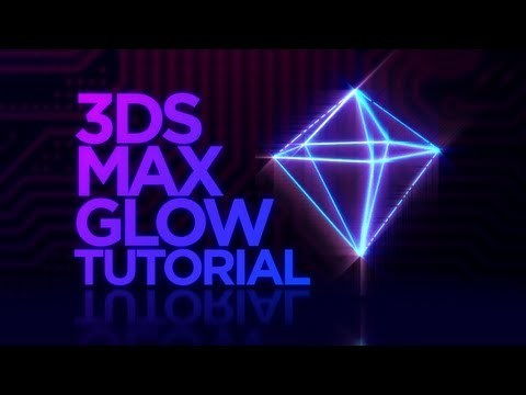 Glowing Objects in 3DS Max Tutorial