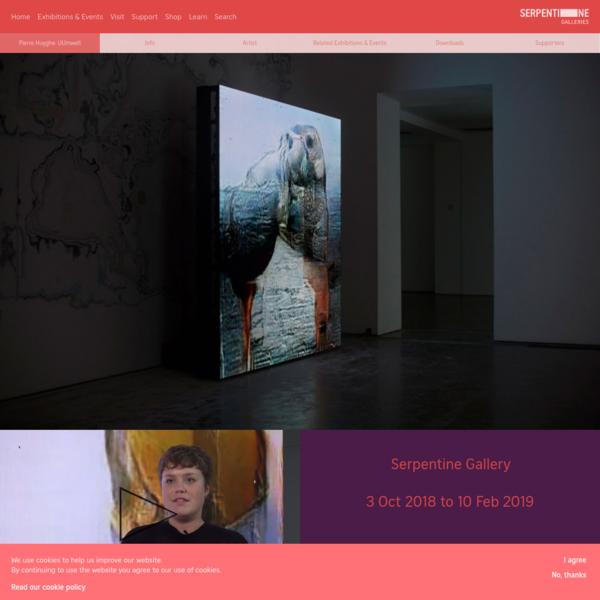 Pierre Huyghe: UUmwelt | Serpentine Galleries