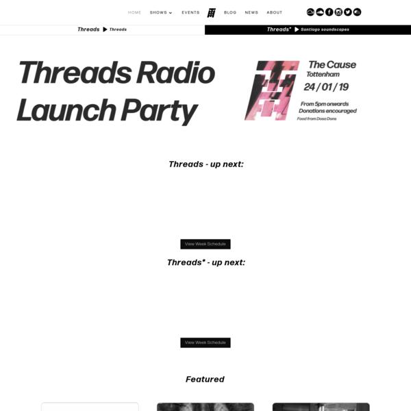 Threads Radio