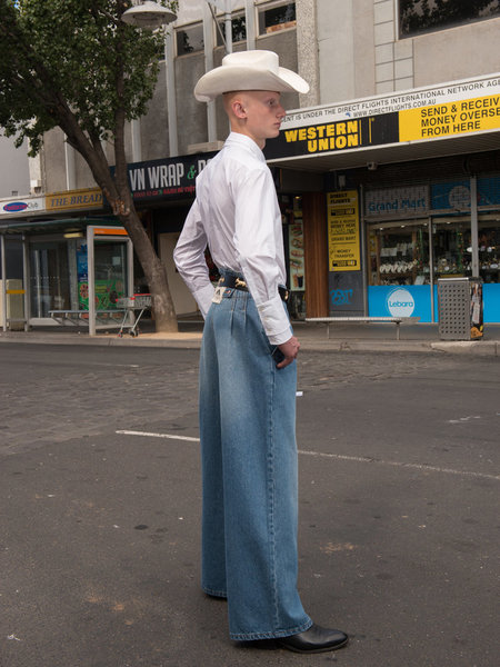 Even Cowboys Get the Blues - Vogue Italia