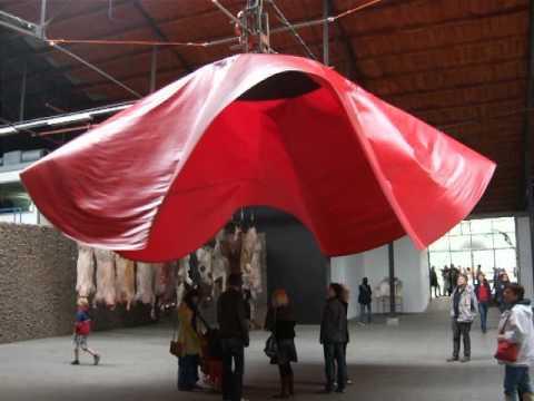 Zoro Feigl, Poppy, 2012, installation, Verbeke Foundation, 24.06.2012, opening exhibition Twelve Thousand Three Hundred Forty Five
