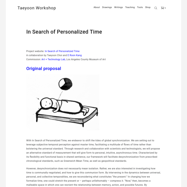 In Search of Personalized Time