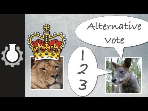 The Alternative Vote Explained