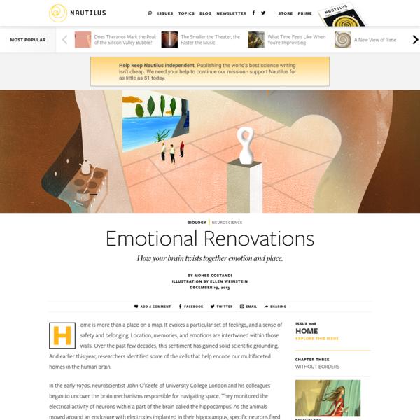 Emotional Renovations - Issue 8: Home - Nautilus